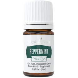 Peppermint Vitality Essential Oil by Young Living