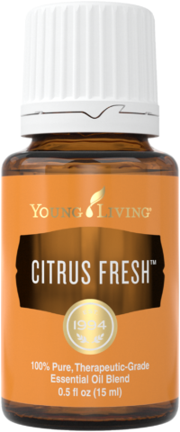 Citrus Fresh Essential Oil