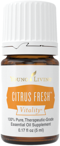 Citrus Fresh Vitality Essential Oil