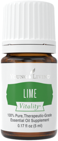 Lime Vitality Essential Oil by Young Living