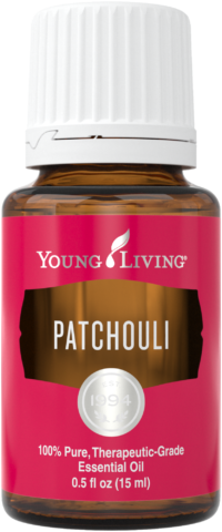 Patchouli Essential Oil by Young Living