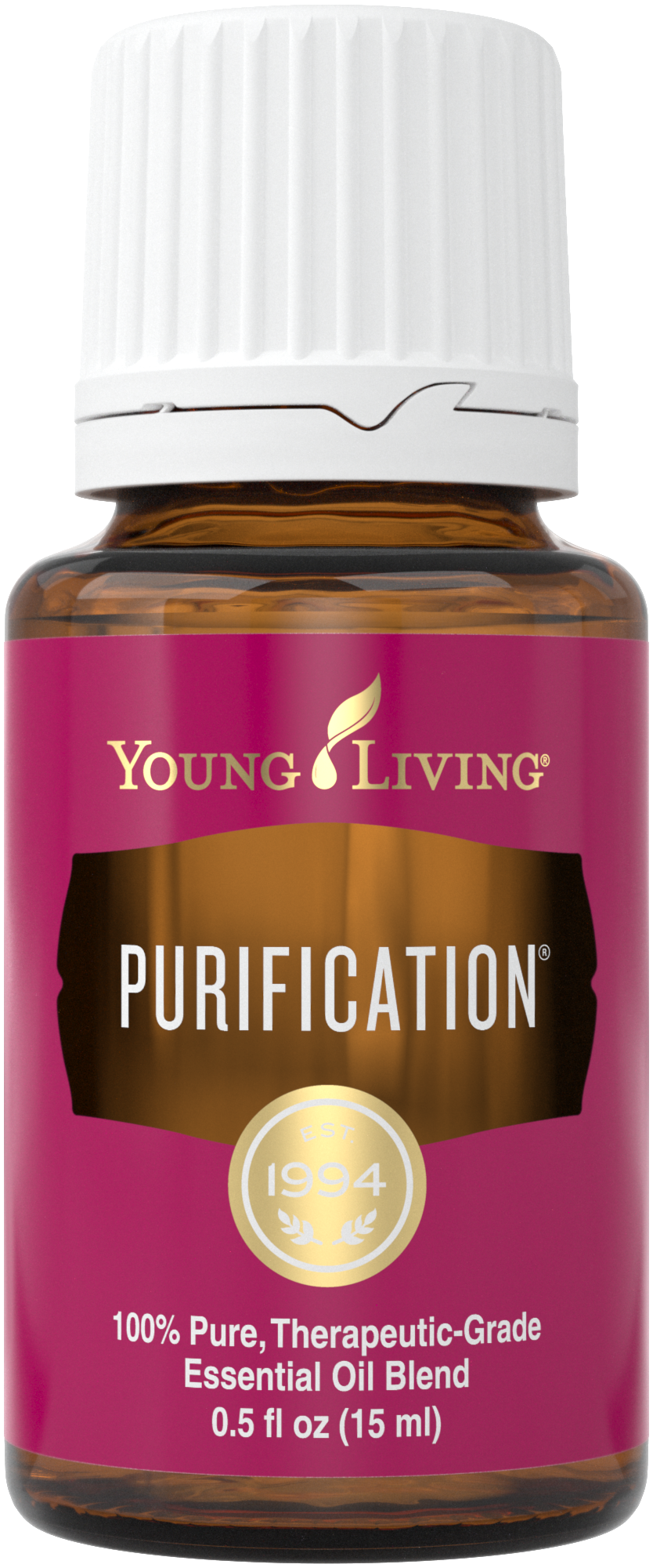 Purification Essential Oil by Young Living
