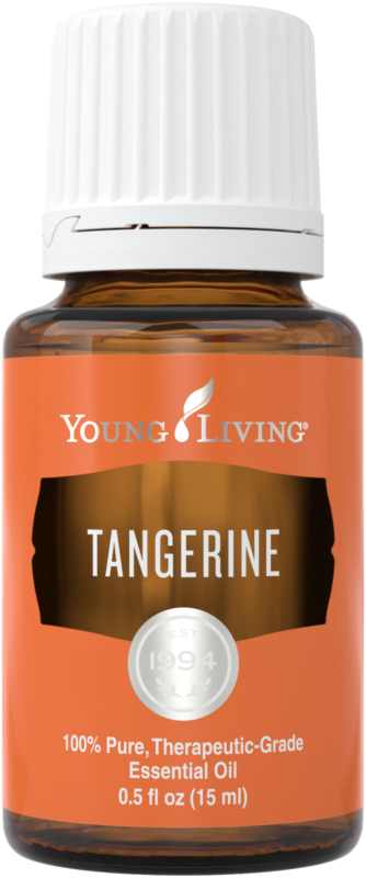 Tangerine Essential Oil by Young Living