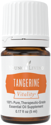 Tangerine Vitality Essential Oil by Young Living