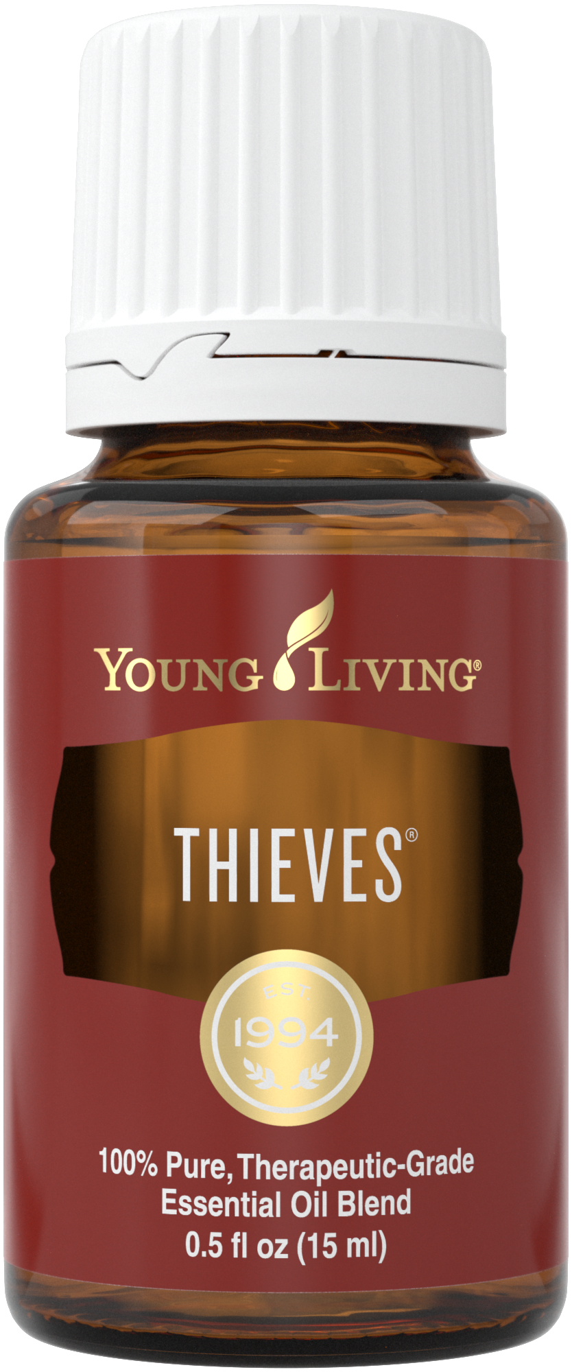 Thieves Essential Oil by Young Living