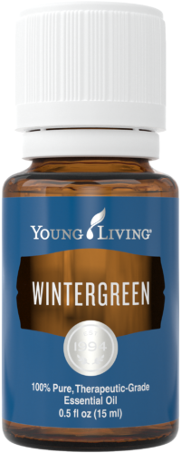 Wintergreen Essential Oil by Young Living