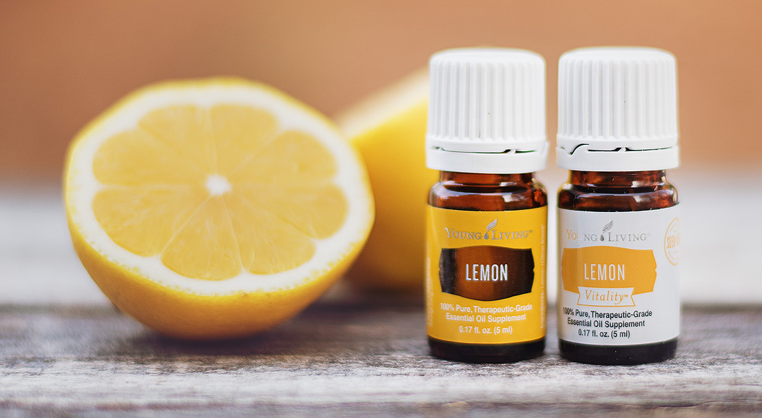 The Biggest Mistake an Essential Oil User Can Make - Lemon Essential Oil Labels
