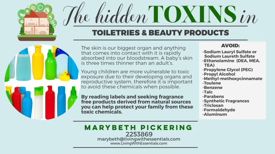 Toxin-Free Family Beauty Products